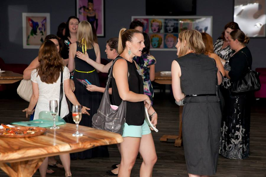 Networking event image