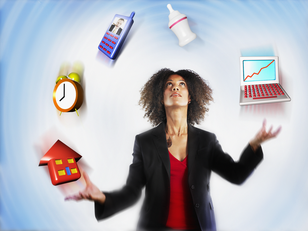 Five Tips For Juggling Work And Home Life